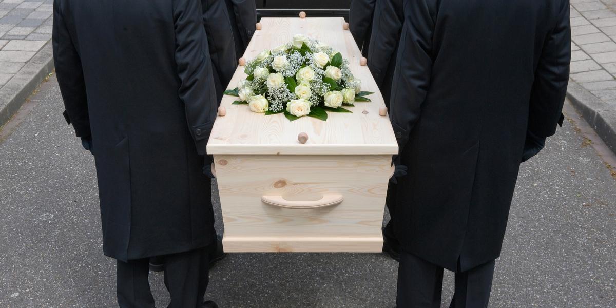 funeral help program