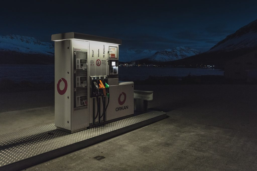 how to get gas with no money