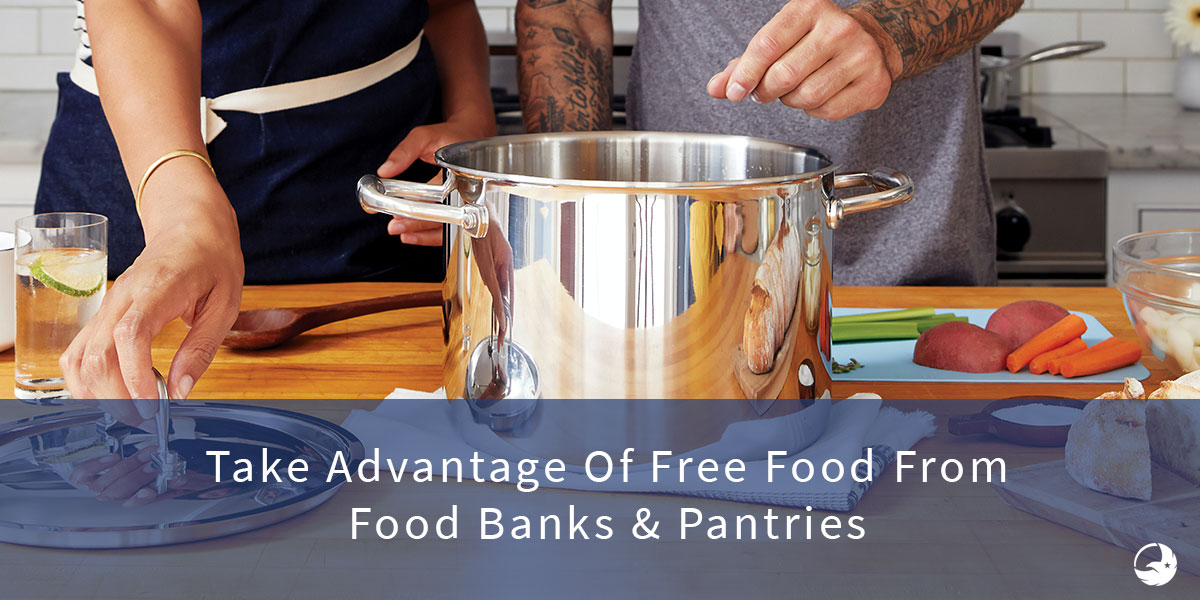 Find Local Pantries and Food Banks Near Me
