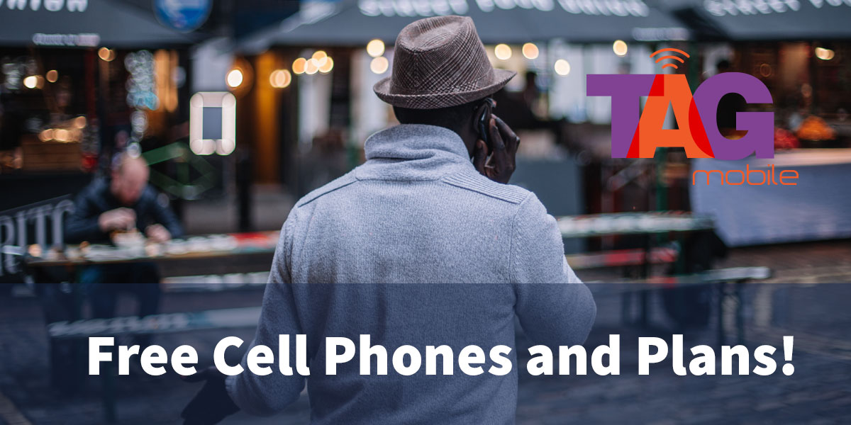 How to Get a Free Tag Mobile Cell Phone (and service) in These 19 States