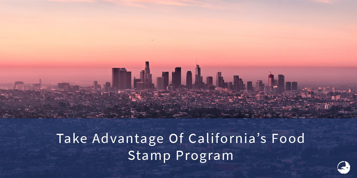 FFR - food stamps california