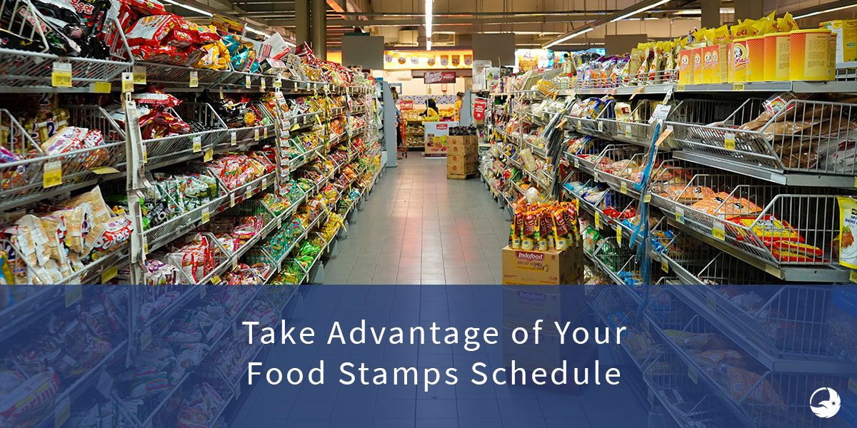 food stamp dates