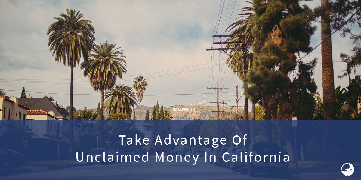 unclaimed money california