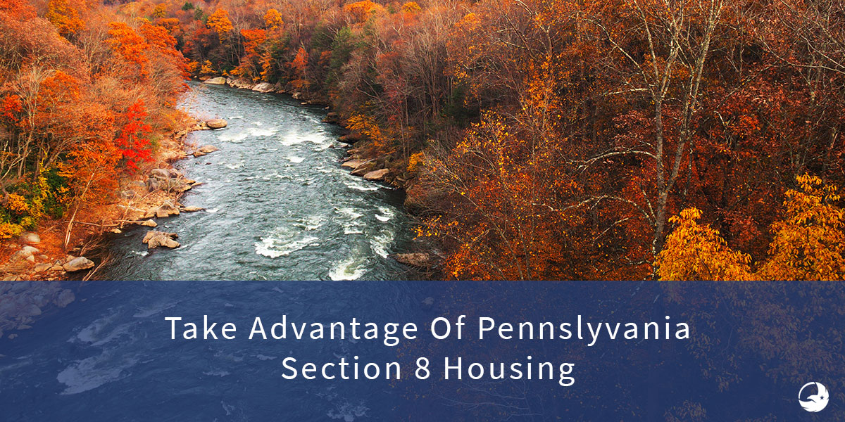 section 8 housing pa