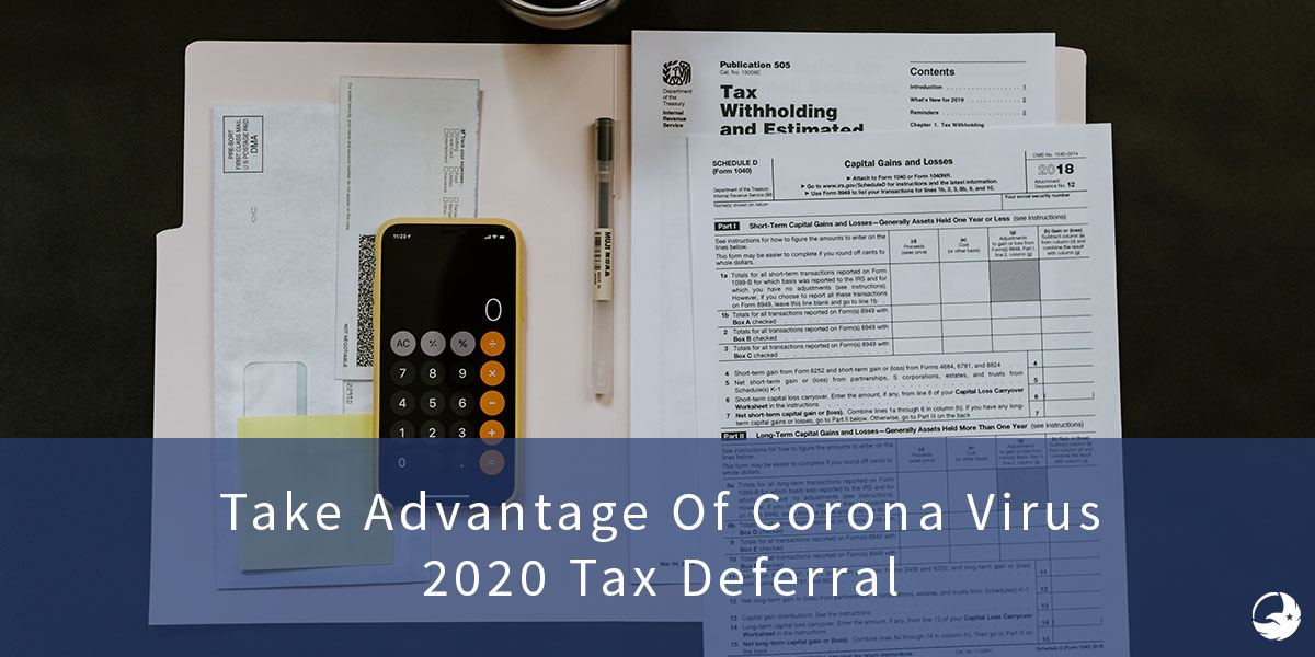 FFR - Corona 2020 tax deferral