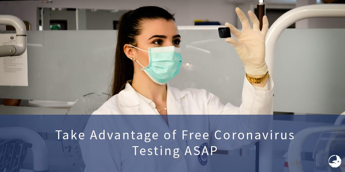 FFR - corona testing