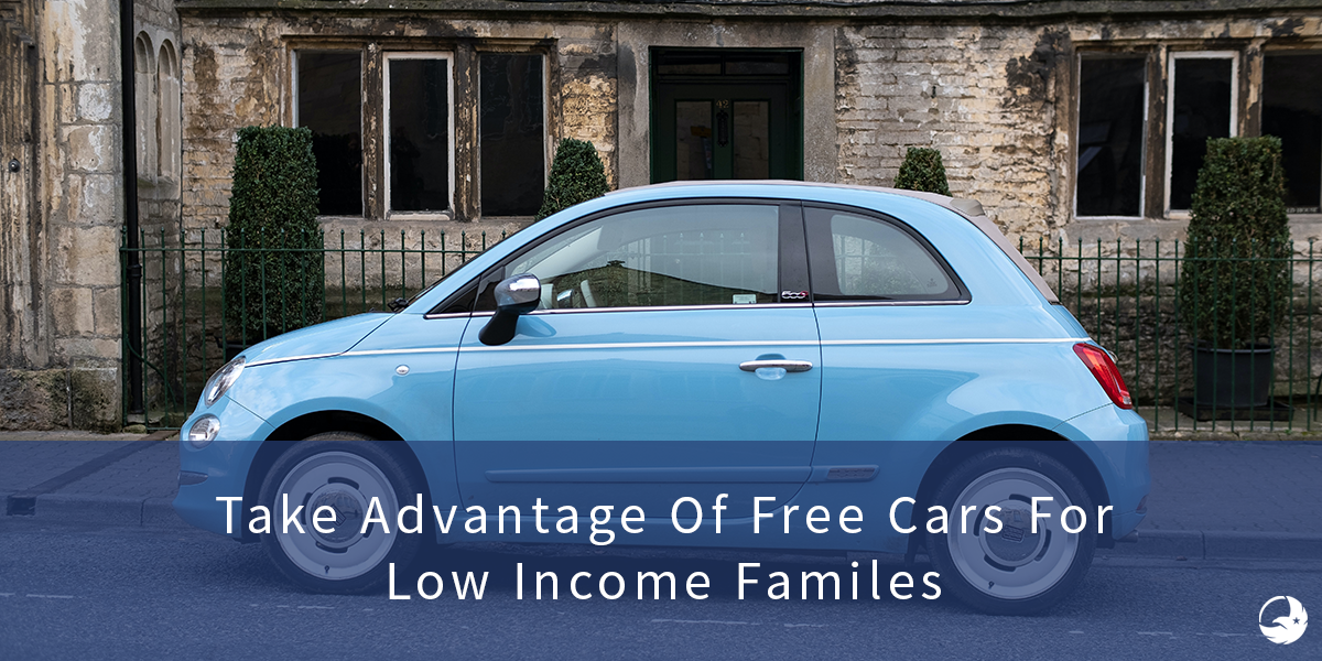 Free Cars For Low Income Familes